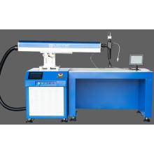 Laser Welder for Advertising Word Welding