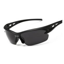 Óculos de sol à prova de explosões, óculos de sol dos homens da equitação da bicicleta da bateria exterior do armazenamento