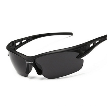 Lunettes de soleil anti-déflagrantes, batterie de stockage en plein air Bicycle Riding Men Sunglasses