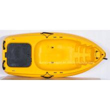Kayak de PVC Ks-27 para uso recreativo al aire libre