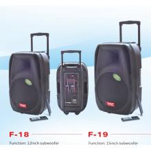 Rechargeable Battery Speaker Portable Speaker (F18)