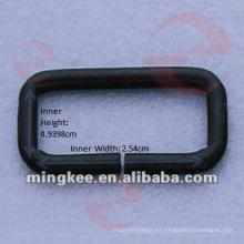 Anillo rectangular / cuadrado (D1-1S - 11 # x2.54x0.9398cm)