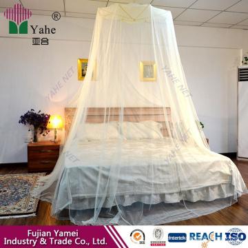 100% poliéster mosquitero decorativo