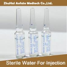 Стерильная вода для инъекций 10 мл