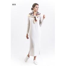 Mum-100% Silk Cdc Scarf 16mm