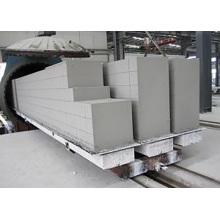оборудование для производства газобетонных блоков в автоклаве