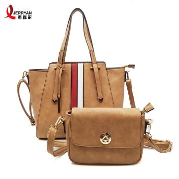 Fashion Womens Brown Fashion Handbags Bucket Bags