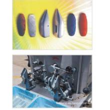 Máquinas bobinadoras de hilo industrial cono