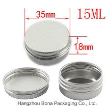 Venta al por mayor vacío 100g tarro de crema de aluminio