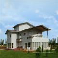 (WL-8) China Suministro de lujo Prefab construcción rápida construcción de estructuras de acero ligero