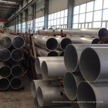 6005A-H112 Round Aluminum Pipe with Size 573mm*10.3mm