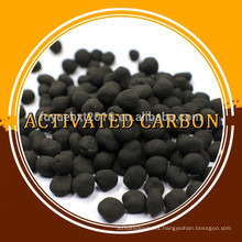 High Hardness and Large Surface Area Coal based Spherical Activated Carbon Price per Ton