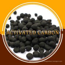 Шаровидные, диаметр 3 мм уголь на основе активированный уголь для продажи