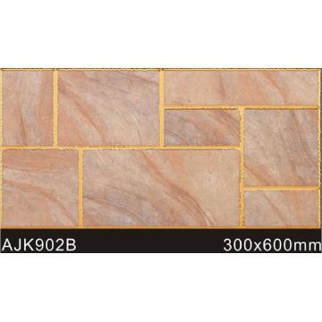 Azulejos pulidos cristalinos de la pared de la nueva llegada con los azulejos de la pared de los 3060cm (AJK902B)