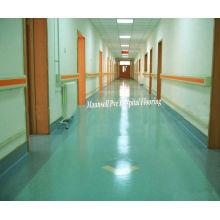 Revêtement de sol en PVC professionnel et homogène
