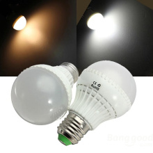 5630 SMD E27 3W/5W/7W/9W 220V White Color LED Bulb