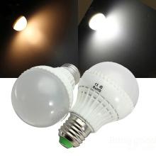 5630 SMD E27 3W / 5W / 7W / 9W 220V Белый цвет Светодиодные лампы