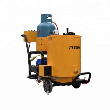 All The Working Process Heating Asphalt Sealing Concrete Road Crack Machine FGF-60