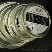 2017 novo disco de diamante para o corte de vidro galvanizado roda