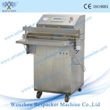 Machine d'emballage sous vide à pompe externe pour l'étanchéité alimentaire