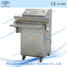 External Air Flush Vacuum Packing Device