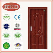 Classical Interior Wooden Door JKD-M614 with PVC film and MDF Board