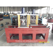 Hydraulic decoiler cold roll forming machine dry wall rolling mill
