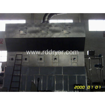 Xf Horizontal Fluidizing Dryer for Powder Materaial
