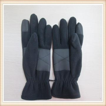 Men's Fleece Touch Screen Gloves