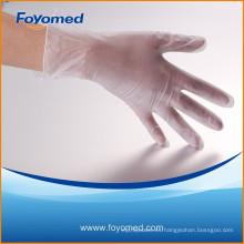 CE, ISO aprobó guantes de vinilo de venta caliente