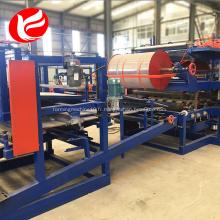 Machine de fabrication de panneaux sandwich / chaîne de production de panneaux sandwich EPS