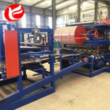 Máquina de painel de sanduíche EPS / linha de produção de painel de sanduíche