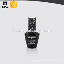 15ml elegant colored nail polish bottle uv gel
