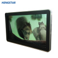 42 Inch LCD Panel Wall Hanging Advertising Machine