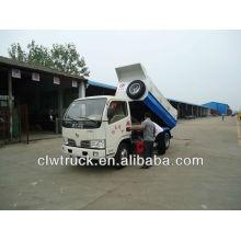 DFAC 5 tons small rubbish truck