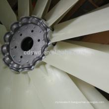 Terex mining TR50 pièces ventilateur 200219816