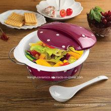 Современный дизайн Эко Керамическая посуда (набор)