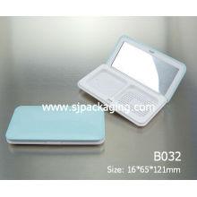 luxury empty compact powder case