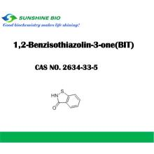 Personlized Products for Biocide Formula BIT  CAS NO 2634-33-5 supply to New Caledonia Manufacturer