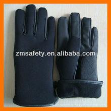 Полицейские перчатки с thinsulate накладки