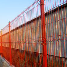 V Beam Wire Fencing
