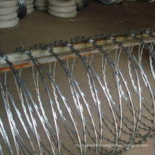 Hot Dipped Galvanized Razor Barbed Wirebto-11