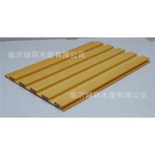 Techo de material de construcción WPC