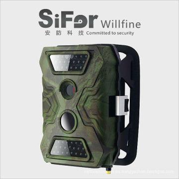 cámara de seguridad activada por movimiento inalámbrico al aire libre 12MP 720P soporte teléfono móvil a prueba de agua oculto