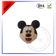funny polyresin magnet 3d craft