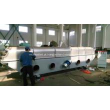 Máquina de secagem de leito fluidizado de alta eficiência Vibro