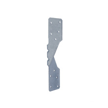 OEM Custom Aluminum Stamping Alloy Plate S type Angle Corner Joint Stamping Parts Stamping