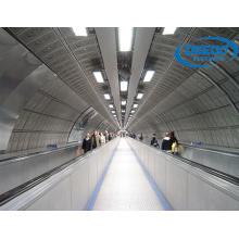 Нормальный Стандартный Супермаркет, Общественный Транспорт Движется Пешком