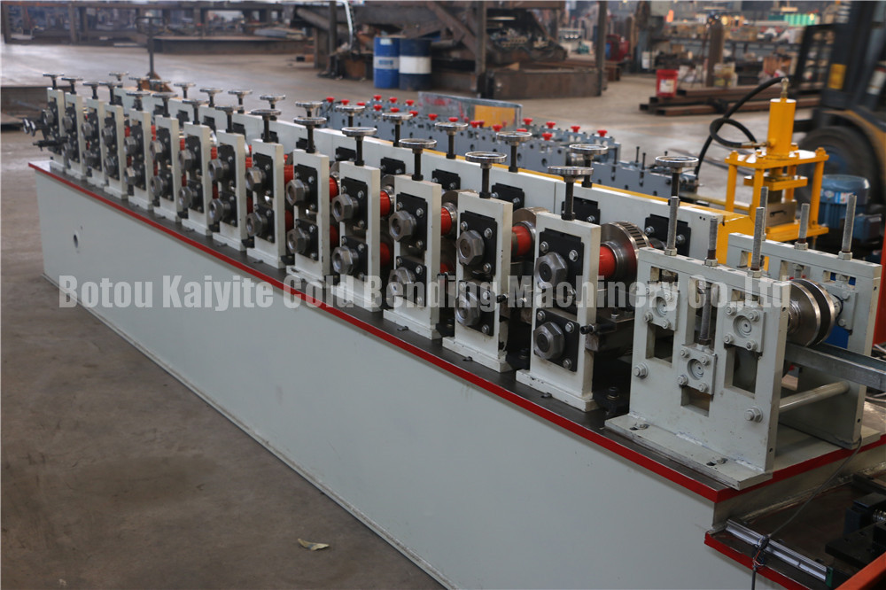 C Channel Stud Machine