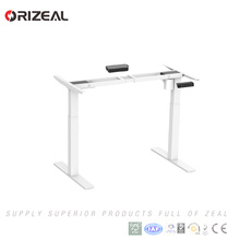 Orizeal Ergonomic Electrical Height Adjustable Desk Frame Electric Sit Stand Desk Special offer(OZ-ODKS051Z)